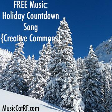 Holiday Countdown Song