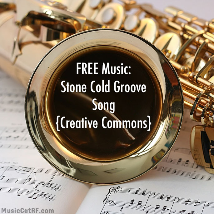 FREE Music: Stone Cold Groove Song {Creative Commons}