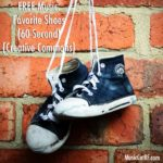 "FREE Music: ""Favorite Shoes"" Song (60 Second) {Creative Commons}"