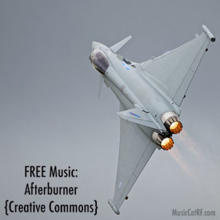 "FREE Music ""Afterburner"" Song {Creative Commons}"