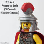 "FREE Music: ""Prepare for Battle"" Song (30 Second) {Creative Commons}"