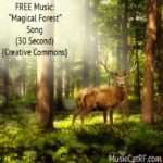 "FREE Music: ""Magical Forest"" Song (30 Second) {Creative Commons}"