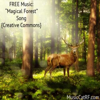 "FREE Music: ""Magical Forest"" Song {Creative Commons}"