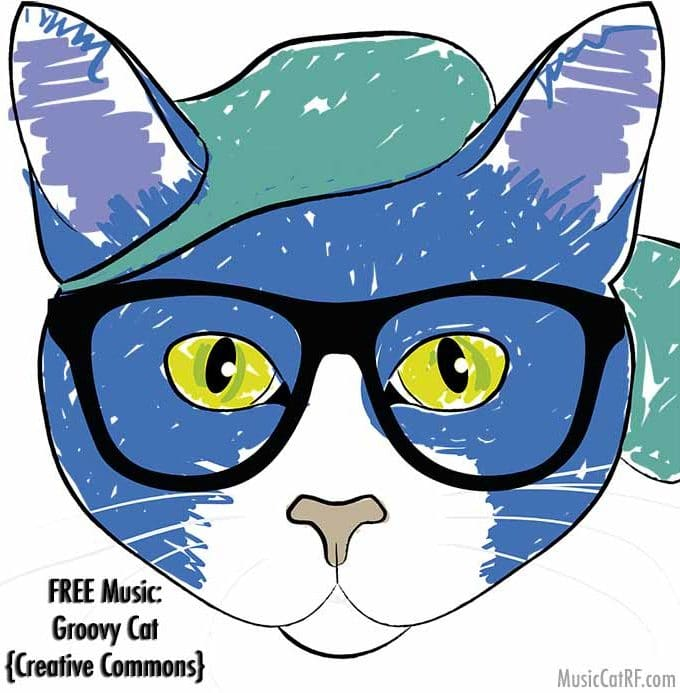 "FREE Music: ""Groovy Cat"" {Creative Commons}"