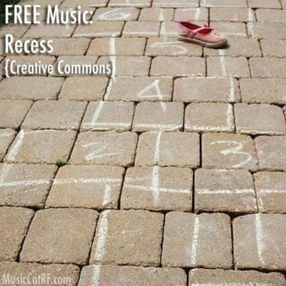 "FREE Music: ""Recess"" Song {Creative Commons}"