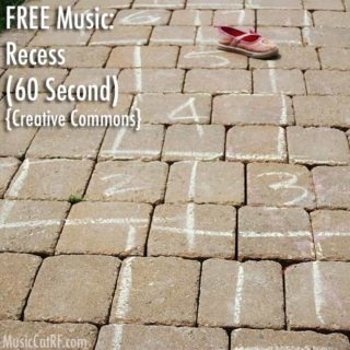 "FREE Music: ""Recess"" Song (60 Second) {Creative Commons}"