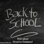 "FREE Music: ""Back to School"" Song {Creative Commons}"