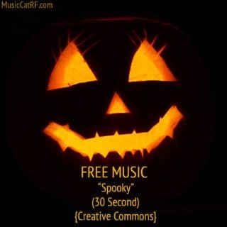 "FREE Music: ""Spooky"" Song (30 Second) {Creative Commons}"
