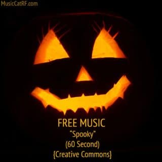"FREE Music: ""Spooky"" Song (60 Second) {Creative Commons}"