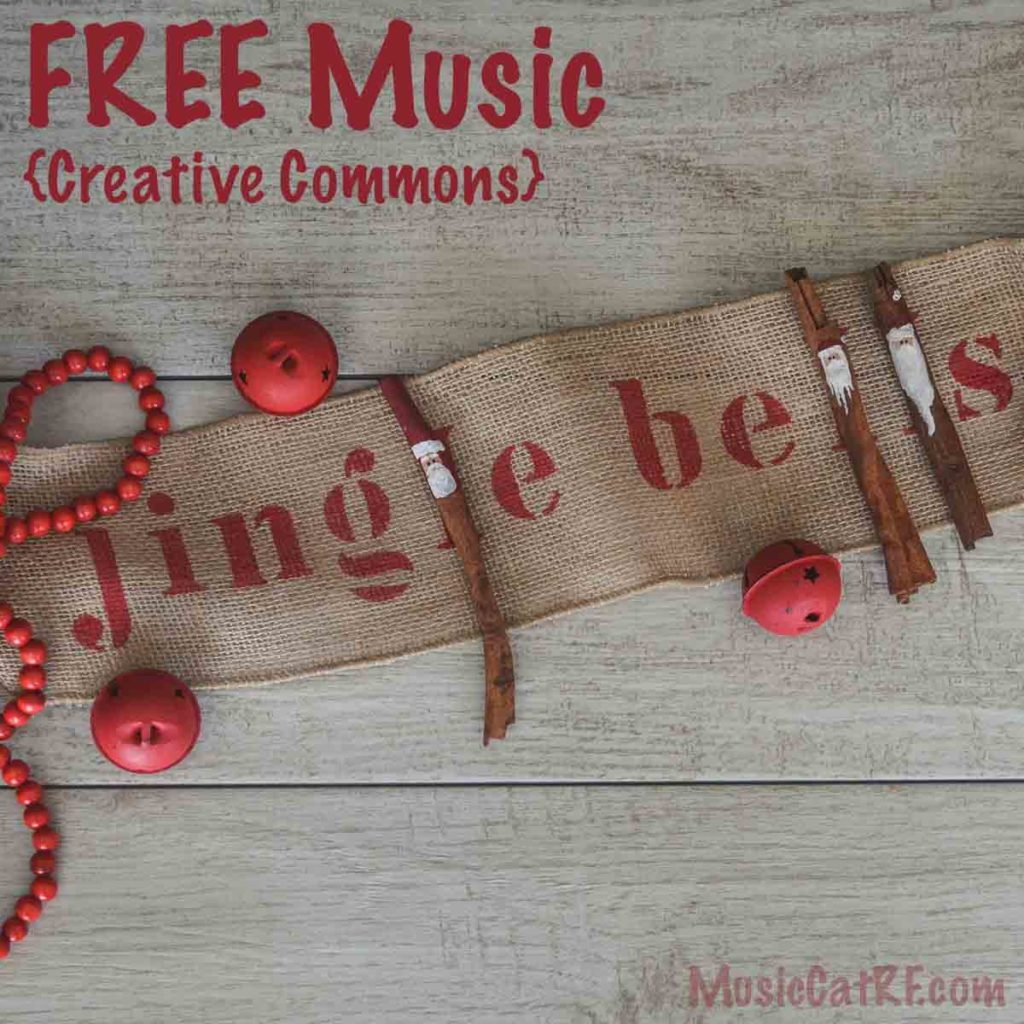 """FREE Music: """"Jingle Bells"""" Song {Creative Commons}"""