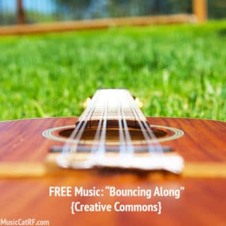 "FREE Music: ""Bouncing Along"""