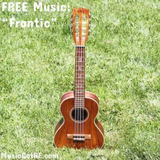 "FREE Music ""Frantic""{Creative Commons}"